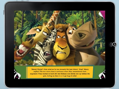 iStoryTime: The new ebook library features your kids' favorite characters