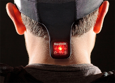 Editors' Best Tech of 2013: Reebok CheckLight | Cool Mom Tech