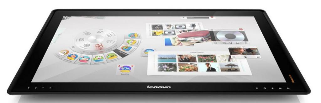 Lenovo IdeaCentre Horizon PC: A coffee table that you'll never want to put your coffee on