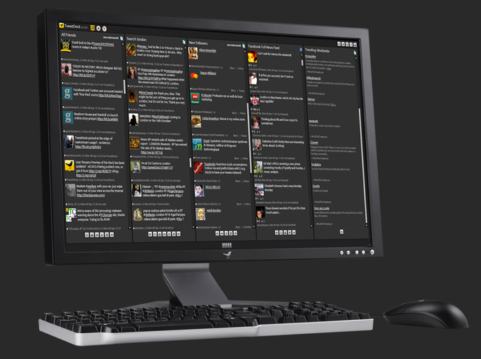 Quick tech tip: Filtering out unwanted tweets with Tweetdeck