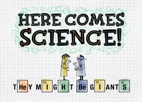 They Might Be Giants YouTube Channel: Schoolhouse Rock for the next generation