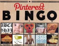 Web Coolness: Pinterest Bingo, Instagram on Android, and the new iPad