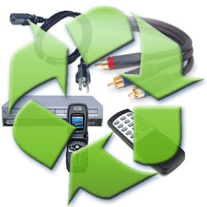 Recycle your tech. It's a good resolution! Especially when it's free.