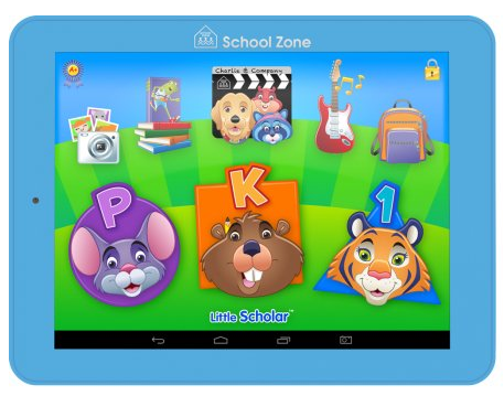 Little Scholar | Cool Mom Tech | Home screen