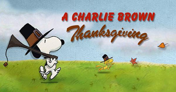 A Charlie Brown Thanksgiving App | cool mom tech
