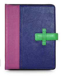 Colorblock iPad cases, ooooh…