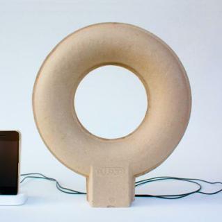 Piquing Our Geek — Pulpop eco-friendly MP3 Speaker