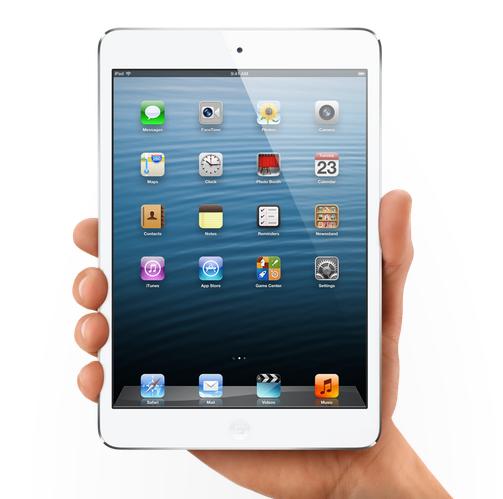 Apple reveals iPad Mini, iPad 4, and more!