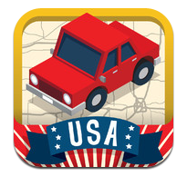 Take this new geography-based app for a spin