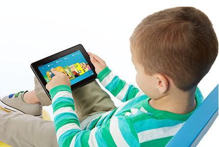 Kindle FreeTime Unlimited makes the Kindle a real contender for kids
