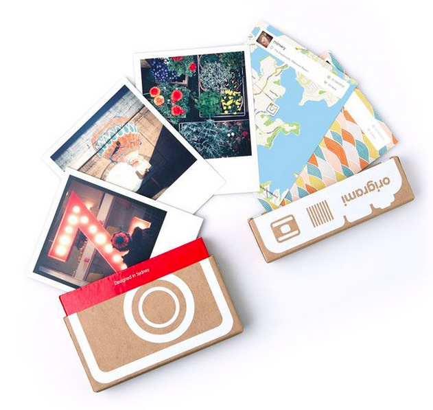 Instagram meets Polaroid. And iPhonographers swoon.