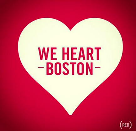 Techies support the victims of the Boston Marathon bombing