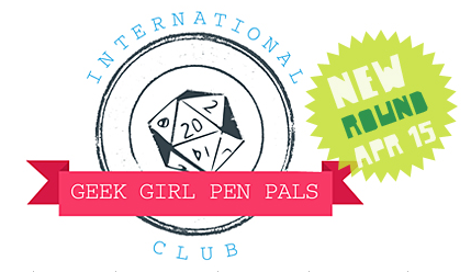Old-school pen pals for 21st century digital girls