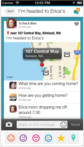 SquareHub: A social network just for your family. And it happens to be awesome.