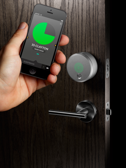 Piquing our Geek: August Smart Lock