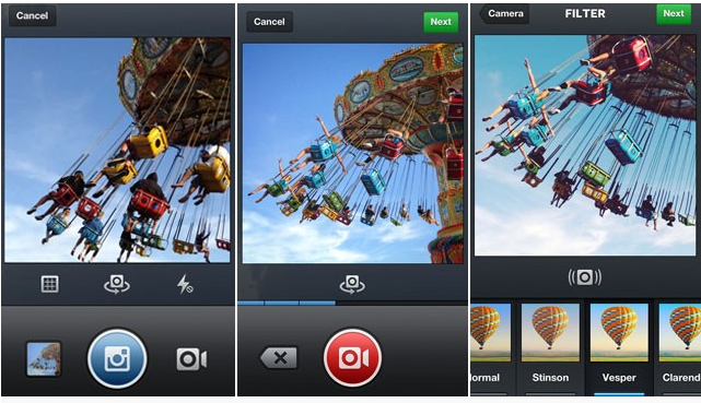 Breaking news: Facebook launches video on Instagram
