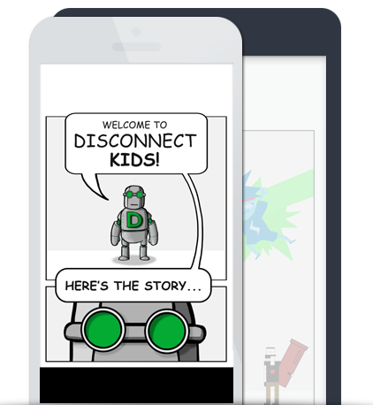 Disconnect Kids: Online privacy for kids, made easy