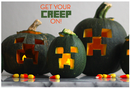 Web Coolness: Geeky Halloween decor, hilarious twerk fail, and a big change to Pinterest