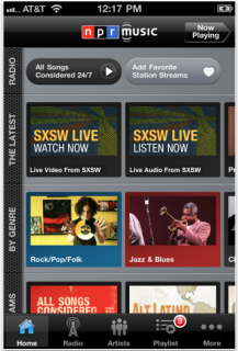 Dads Dig This: NPR Music app