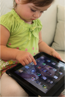 3 ways to use your iPad with young children
