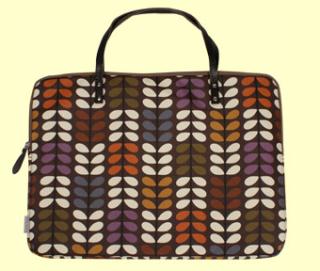 Orla Kiely laptop bag: Yes please!