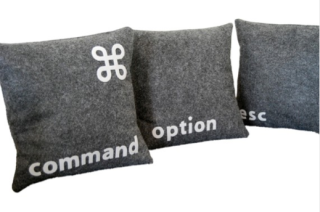 Pillows that give your couch a geeky reboot