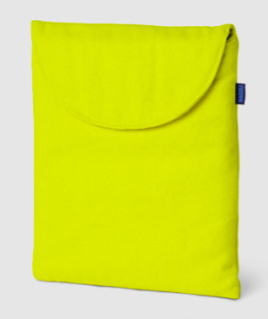 Eco iPad covers from Baggu that can hold their own in the chic department
