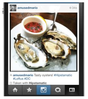 Hipstamatic + Instagram – Together at last!