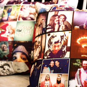 Get comfy with your Instagram photos