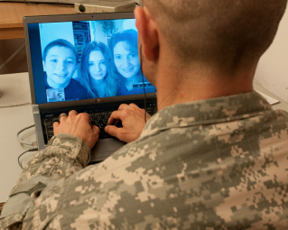 2 ways your tech can help troops for Veterans Day