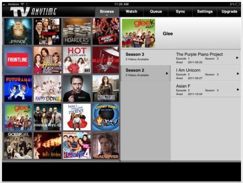 TV Anytime app is a parent's road trip savior