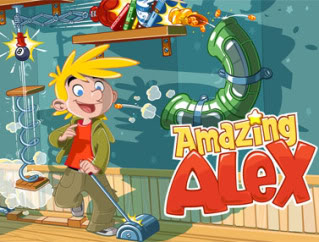 Amazing Alex – The Angry Birds folks score again