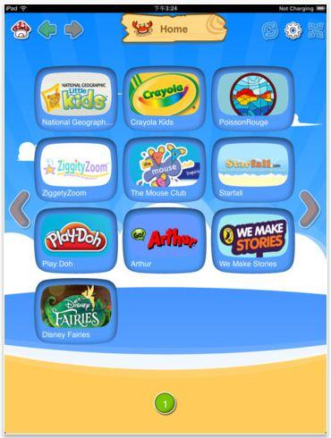 A safe kids' browser for tablets? Reader Q + A.