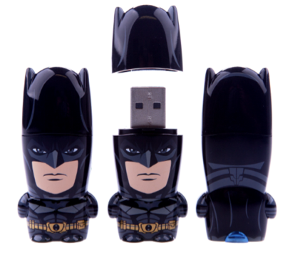 The coolest flash drives from Mimobot on sale, in time for storing all that homework.