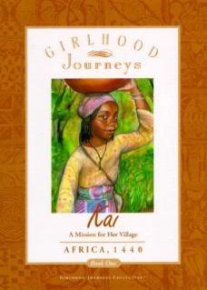Girlhood Journeys ebooks: Not only an American Girl