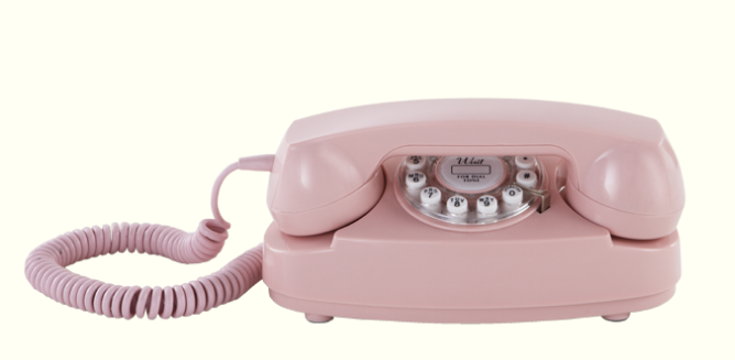 Someday my princess phone will come.