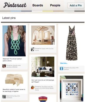 Pinterest goes mobile, so you can take that inspiration on the road
