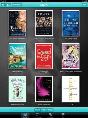 eReatah: Like a Netflix for e-books. Books you get to keep.