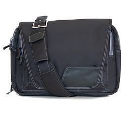 A laptop bag made just for dudes. Or is it?
