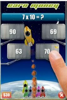 Educational math and science apps for kids to prevent summer brain drain. Don't worry, they're fun!