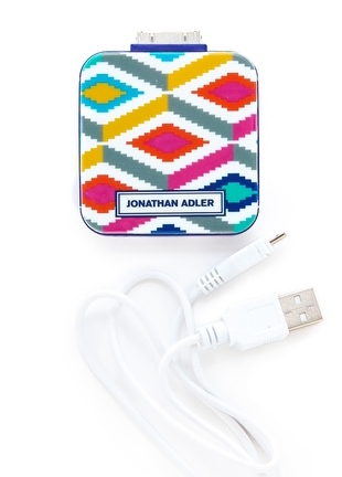 Jonathan Adler merges style with techy substance