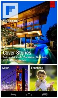 Flipboard finally comes to Android. Yippee!