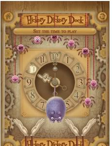 Hickory Dickory Dock, your kids will love this clock