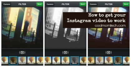 How do you upload videos to Instagram? We can help!