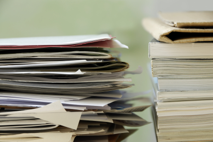 New Year's Resolution: How to go paperless in 2013