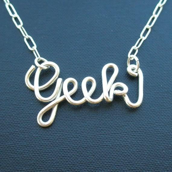 Geek? Chic.