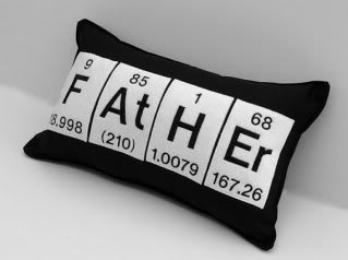 As science geeks know, Father starts with Fluorine.