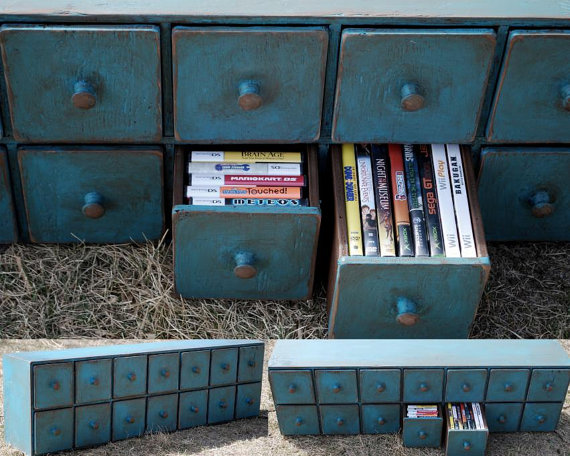 6 creative ways to organize video games