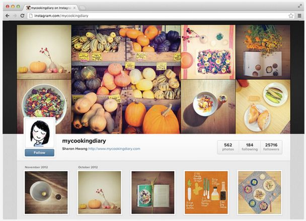 The moment we've been waiting for. Instagram comes to the web!