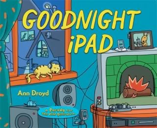 Goodnight to the old lady whispering, thank you Steve Jobs